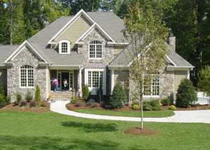 raleigh landscaping